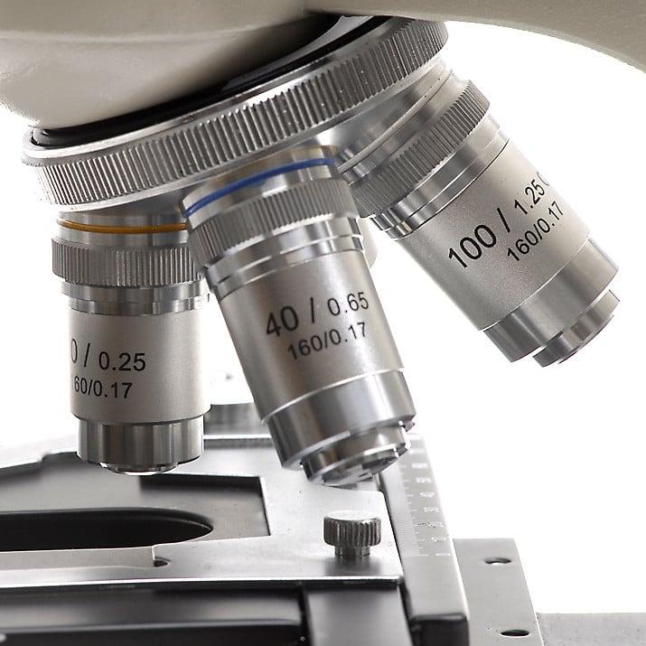 Omano OM36 40X-1000X Compound Student Microscope