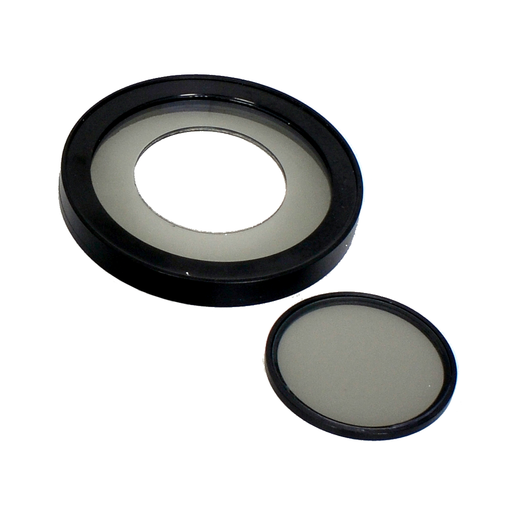 Omano ESD-Safe LED Ring LIght Polarizing Filter