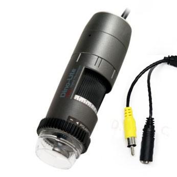 Edge AM5212NZT 20X-220X TV Output Polarizing Handheld Analog Microscope