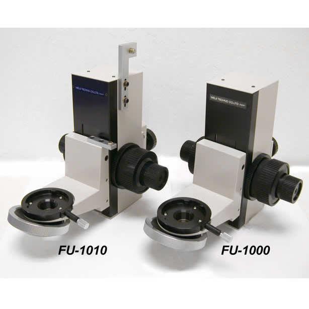 Meiji FU-1000 series focus blocks
