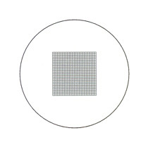 Meiji MA524 10mm square divided into 400 parts