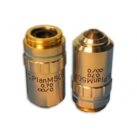 MA344 S. Plan M50X Objective