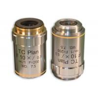 MA850 TC Plan Achromat F10X objective Infinity Corrected