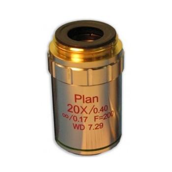 MA937D 20X Strain-Free Semi-APO  Plan Dispersion Staining Objective