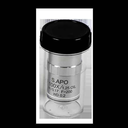 Meiji MA983 Apochromat objective F100X oil