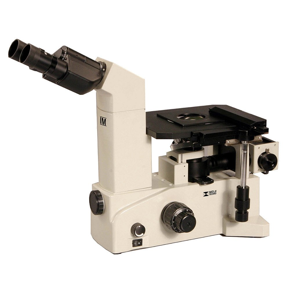 Meiji IM7500 Series Inverted BF/DF Metallurgical Microscope