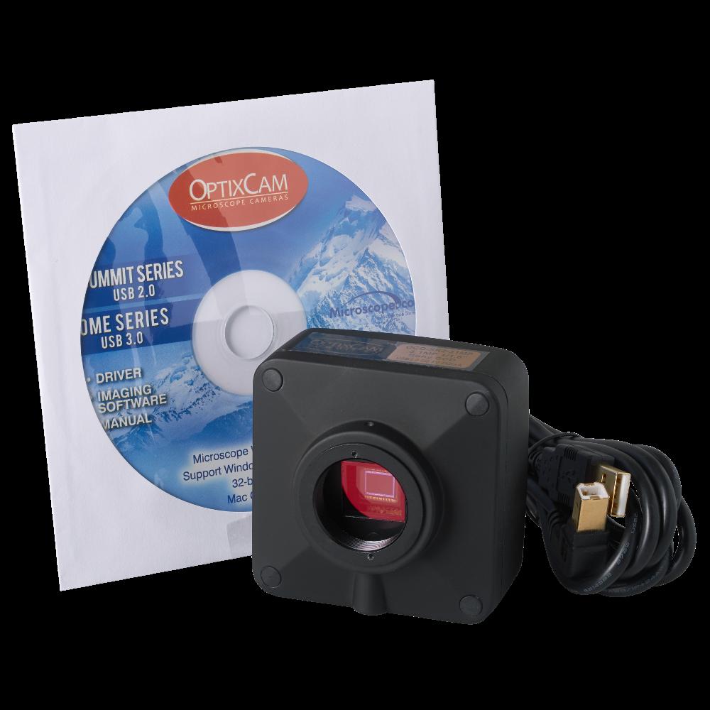 Summit OCD-SK2-1.4 1.4MP CCD High Sensitivity Digital Microscope Camera