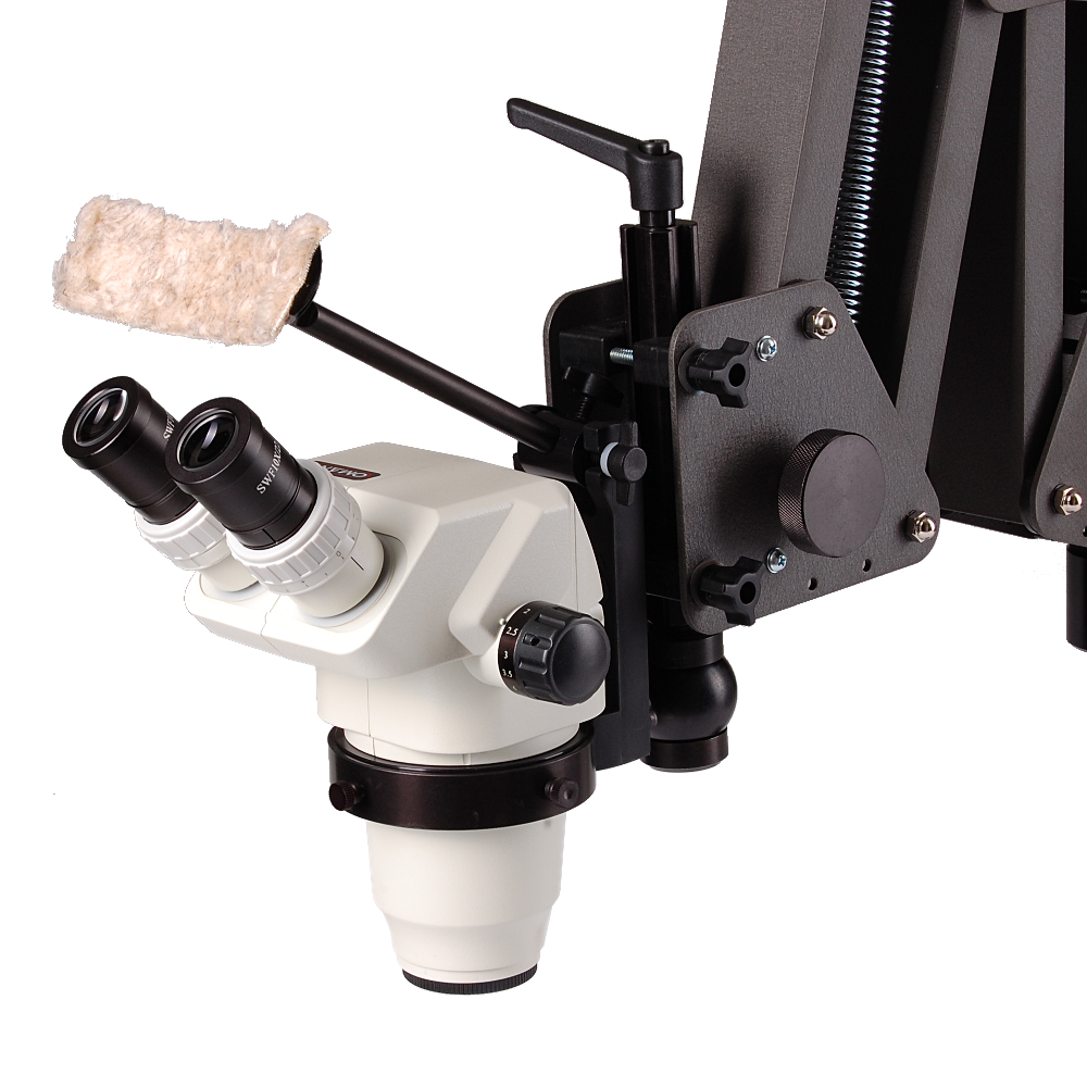 OM99-Acrobat Articulating boom microscope