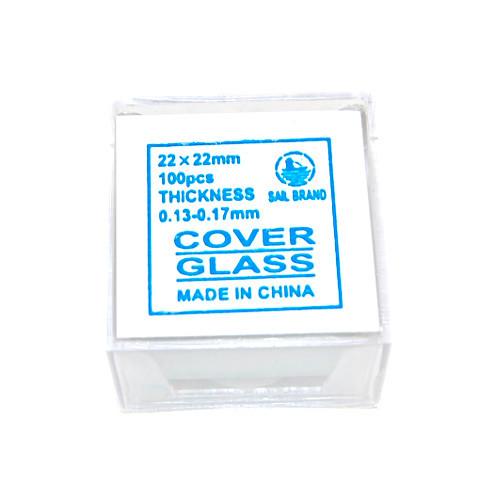 Omano OMLCS Slide Cover Slips