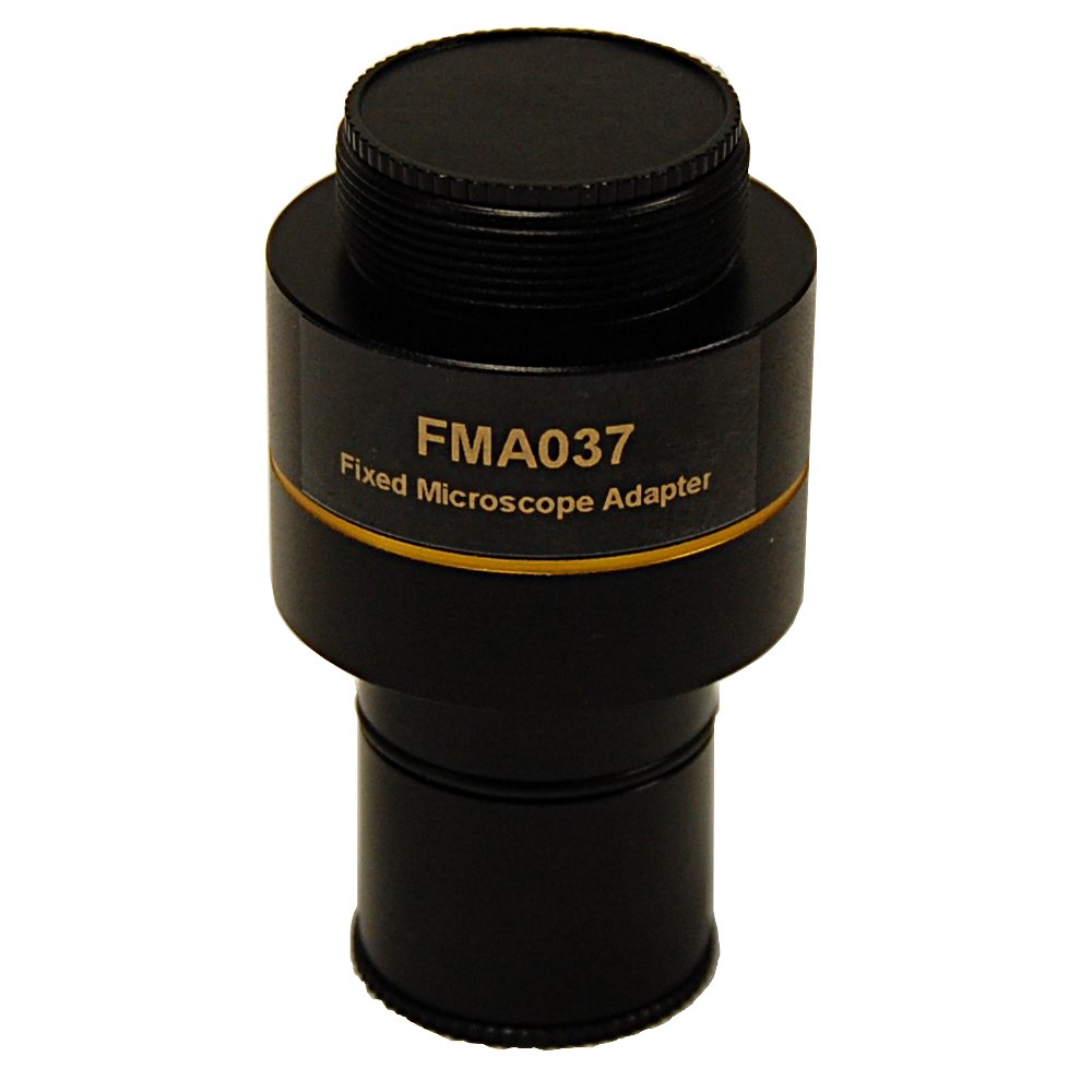Fixed C-Mount Adapter 0.37X for SK2 Series