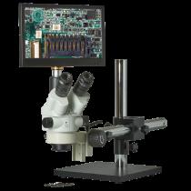 CX-3-2300S-JW11 Zoom Stereo Boom Microscope