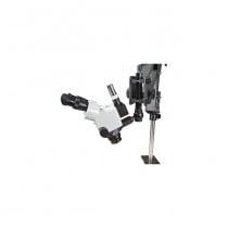 EMZ-8TR-ACRO 7x-45x Trinocular Boom Stereo Microscope with Acrobat Stand