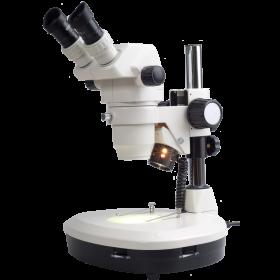 OM9959 6.5x-45x Zoom Stereo Microscope