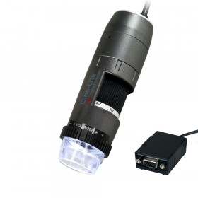 Edge AM5216ZT 20x~220x Polarizing VGA 60 FPS Handheld Digital Microscope