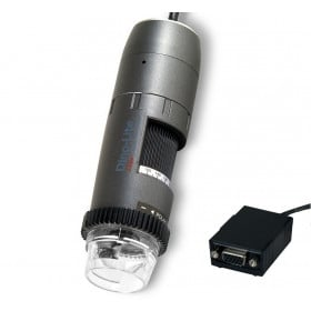 Edge AM5216ZTL 10x~140x LWD Polarizing VGA 60 FPS Handheld Digital Microscope