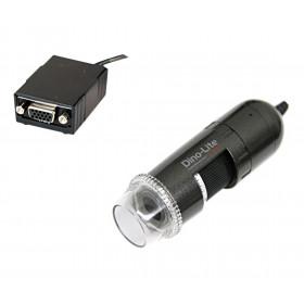 Premier AM4116ZT 10X-50X, 220X Polarizing VGA Microscope
