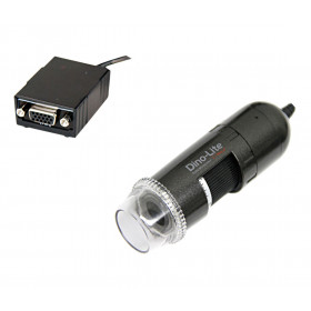Premier AM4116ZTL 10x-92x Polarizing VGA Microscope