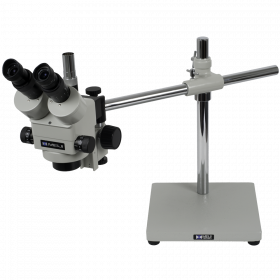 SMD-8TR LED Stereo Microscope Inspection Station