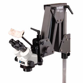 EMZ5-ACRO 7x-45x Boom Stereo Microscope with Acrobat Stand