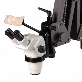 OM99-ACRO 6.5X-45X Articulated Boom Stereoscope with Acrobat stand