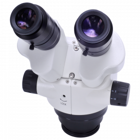 OM 2300S 7X - 45X Zoom Stereo Microscope Head