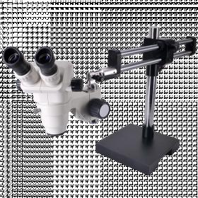 OM99-V15 6.5X-45X Zoom Stereo Boom Microscope