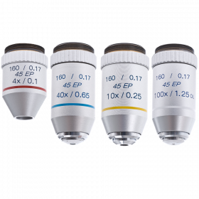 Omano Microscope Semi Plan Objective Lenses