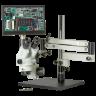 CX3-2300S-V7 Zoom Stereo Boom Microscope