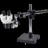 Omano OM2040-V10 Dual Power Stereo Boom Microscope