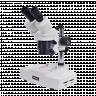 Omano OM4424 dual-power stereo microscope