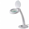 New Desktop 5/12 Diopter LED Magnifying Lamp with Insert