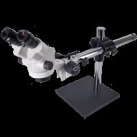 OM2300S-JW11 7X - 45X Zoom Stereo Boom Microscope