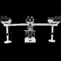 OMTM5501 5-Head LED Teaching Microscope