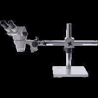 OM99-JW11 6.5X-45X Zoom Stereo Boom Microscope