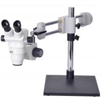 OM99-V6 6.5X-45X Zoom Stereo Boom Microscope