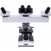 OMTM495 3-Head Teaching Microscope front view