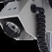 Meiji EMZ8TR-PLS2 Zoom Stereo Microscope System illumination