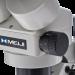 Meiji EMZ-5-PLS2 Zoom Stereo Microscope System zoom controls