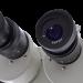 Meiji EMZ-5-PLS2 Zoom Stereo Microscope System eyepieces