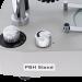 Meiji EMT-2-PBH Stereo Microscope controls