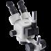 Meiji EMZ-13-P Zoom Stereo Microscope back