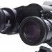 Meiji MT5200 Biological Microscope eyepieces