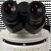 Meiji MT6200 Fluorescence Microscope eyepieces