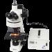 Meiji MT6300 Trinocular Fluorescence Microscope