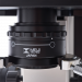 Meiji MT6500 Series Asbestos Fiber Counting Microscope condenser