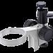 Meiji EMT-1-S4100 Stereo Microscope System focus block