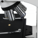 Meiji MT7500 Series Brightfield/Darkfield Metallurgical Microscope objectives