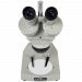 Front view - Meiji EMT-1-P Stereo Microscope System