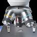 OM150-M 40x-400X Monocular Compound LED Student Microscope (Compound)