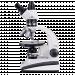 OM239-TP Trinocular Polarizing compound microscope side view